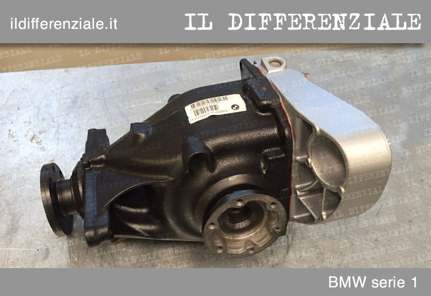 differenziale posteriore bmw serie 1 118d
