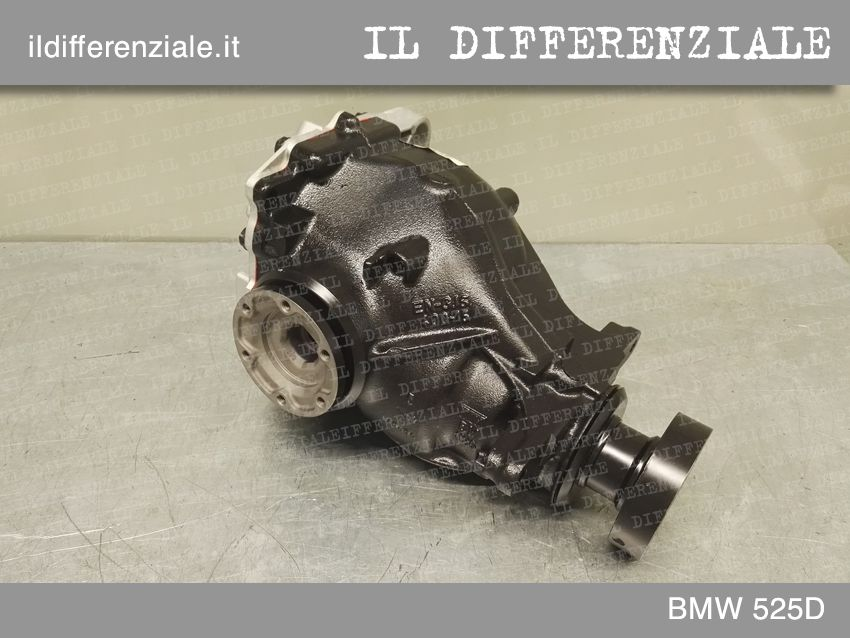 ildifferenziale bmw 525 2