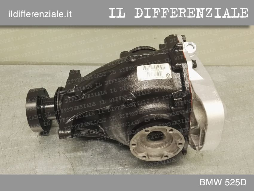 ildifferenziale bmw 525 3