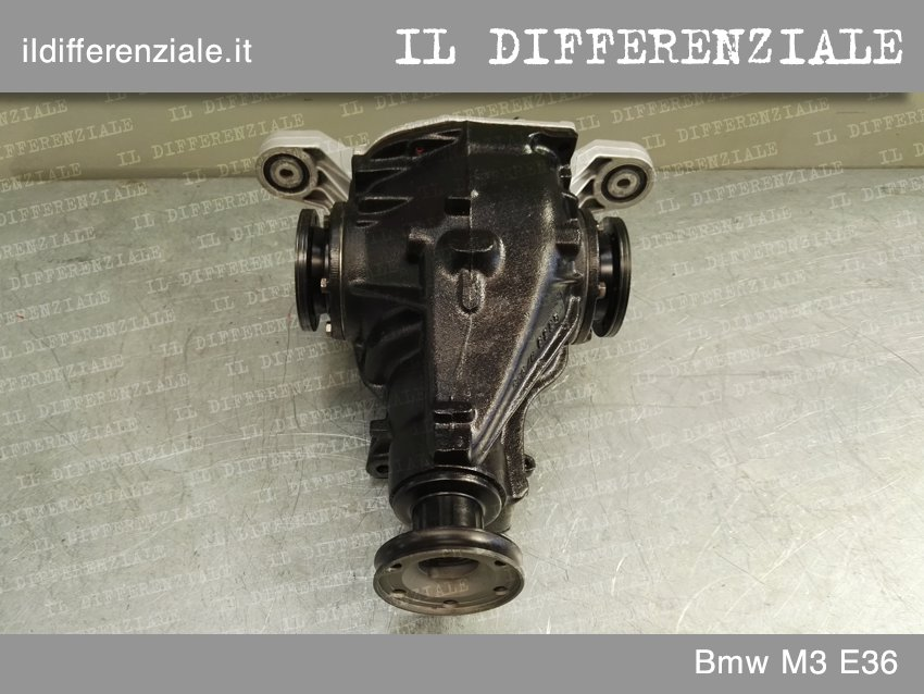 new differenziale bmw m3 e36 1