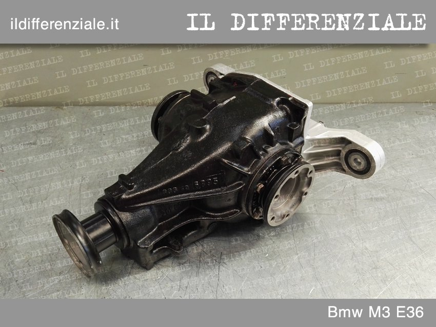 new differenziale bmw m3 e36 2