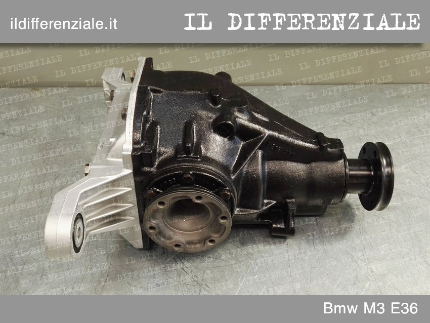 new differenziale bmw m3 e36 3