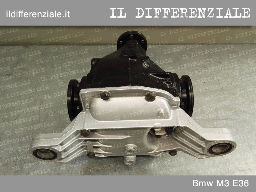 new differenziale bmw m3 e36 4