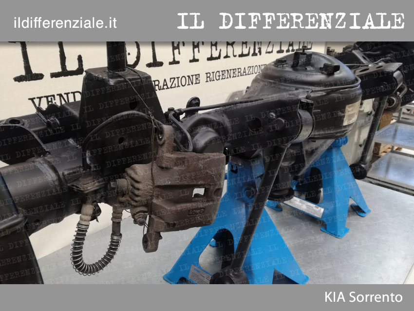 Differenziale Kia Sorrento posteriore 1