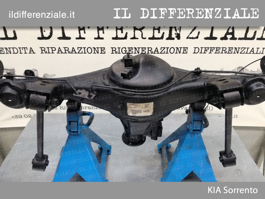 Differenziale Kia Sorrento posteriore 2