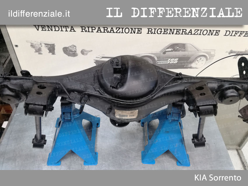 Differenziale Kia Sorrento posteriore 3