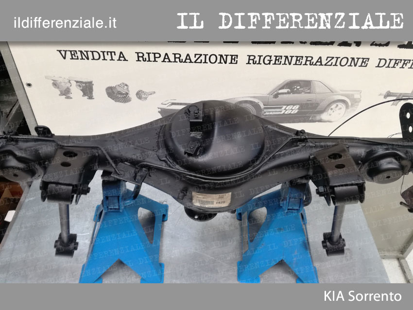 Differenziale Kia Sorrento posteriore 4