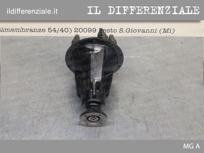 Differenziale posteriore MG A 1