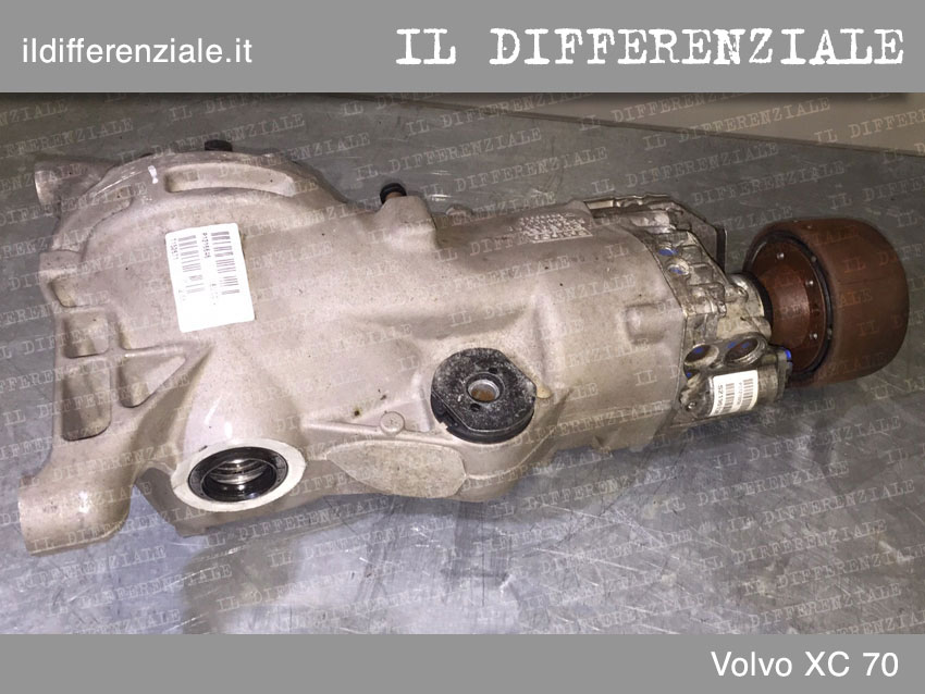 differenziale posteriore volvo xc70 1