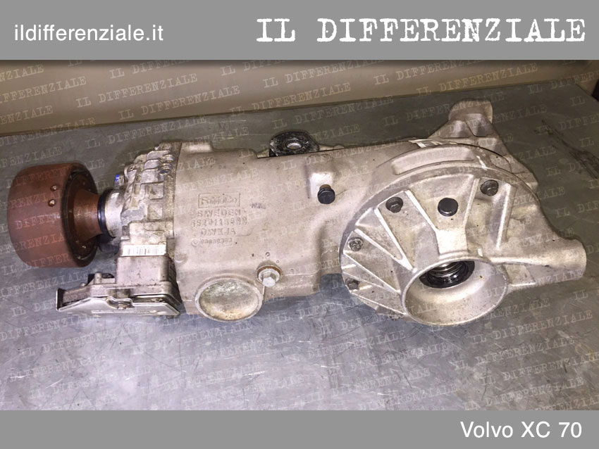 differenziale posteriore volvo xc70 2